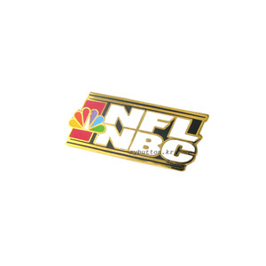 [USA][Pin]NFL NBC Media.빈티지뱃지
