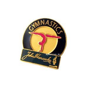 [Vintage][USA][Pin]Gymnastics Olympic Pin.빈티지뱃지